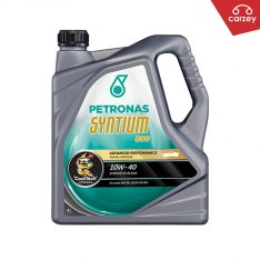 [BUY 1 FREE 4] Petronas Engine Oil Syntium 800 Semi Synthetic 10W-40 [4 Litres] Free Gift [Windshield Cleaner,Mileage Sticker,Oil Filter, Shipping]